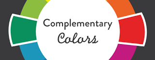 esempio di colori opposti:rosso e verde