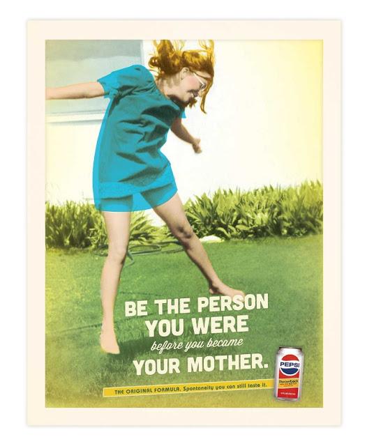 il caso di Pepsi: la nostalgia applicata ad un messaggio promozionale