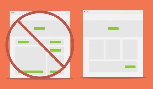 definiamo visivamente la struttura della pagina web